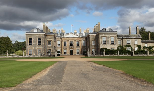 Behind Althorp's silvery façade we reveal its most surprising secret: it's ac...