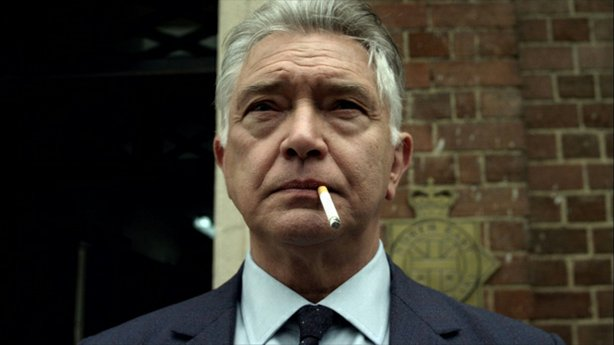 Martin Shaw as Chief Inspector Gently