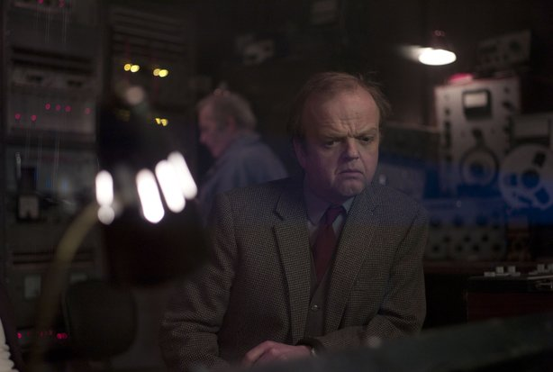 "Toby Jones is an English sound designer hired on an Italian horror film in ""Berberian Sound Studio."""