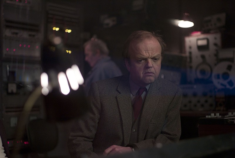 Toby Jones is an English sound designer hired on an Italian horror film in