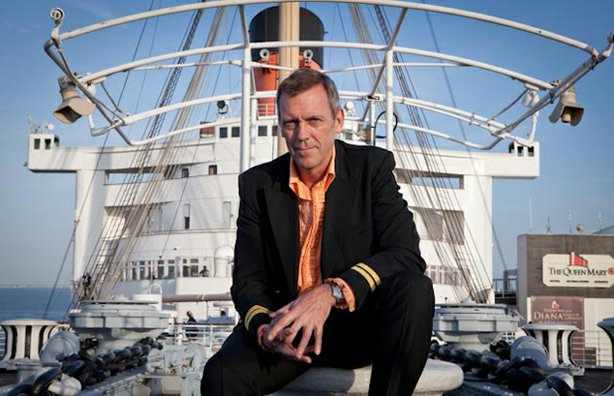 Actor and musician Hugh Laurie pays tribute to his musical inspiration, Profe...