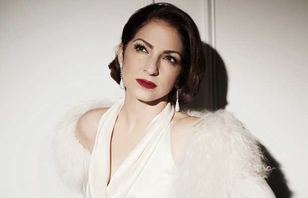 Seven-time Grammy Award-winning international superstar Gloria Estefan perfor...