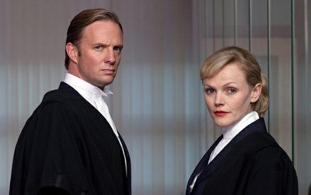"Rupert Penry-Jones as Clive Reader and Maxine Peak as Martha Costello. A modern, fast-paced legal drama following the rivalries, passions and intrigues of criminal law, starring Maxine Peake (""Little Dorrit"") and Rupert Penry-Jones (""The 39 Steps"") as rival barristers. Written by Peter Moffat (""Criminal Justice"")."