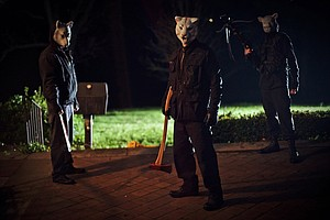 Review: 'You're Next'
