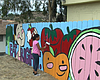 Mural Near Market Creek Plaza Aims To Boost Good Habits