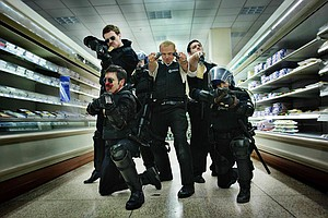Review: 'Hot Fuzz'