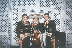 Female Mariachi Musicians In Male-Dominated Artform