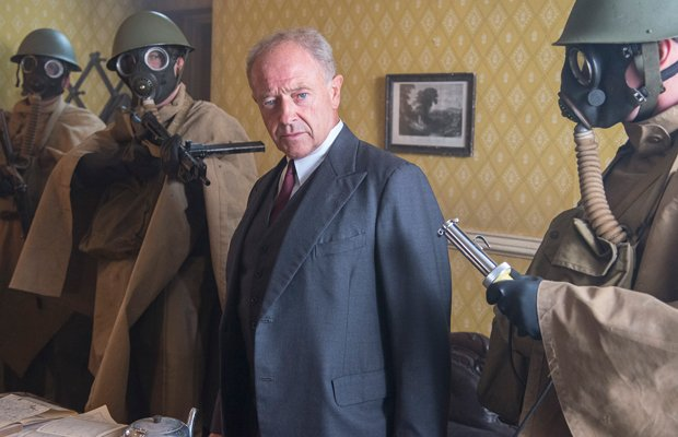 Michael Kitchen as Foyle. With one war ended, a new one is looming as the iro...