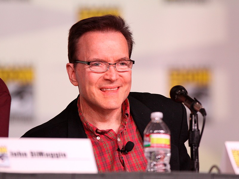 Voice actor Billy West making an appearance at Comic-Con. He will be signing ...
