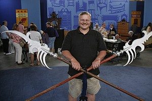 ANTIQUES ROADSHOW: Grand Rapids, Mich. - Hour Three