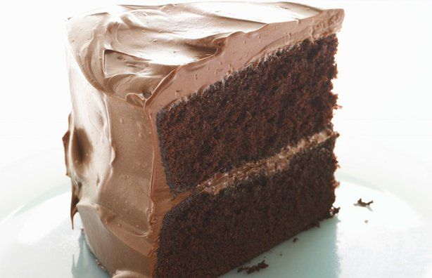 Devil's food cake has never been so tempting!