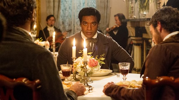 "Chiwetel Ejiofor stars in ""12 Years a Slave,"" based on an incredible true sto..."