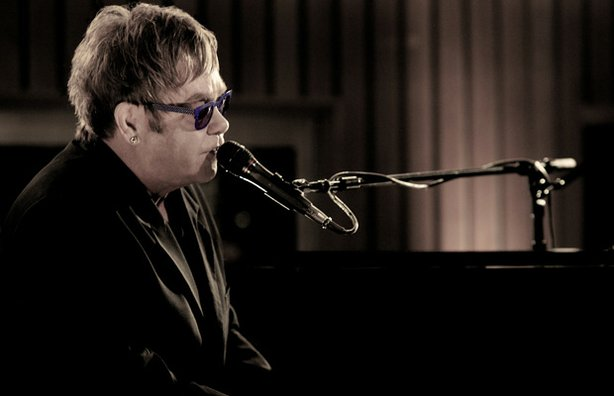 Legendary artist Elton John returns to the stage in a concert that includes h...