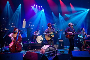 AUSTIN CITY LIMITS: The Lumineers/Shovels & Rope