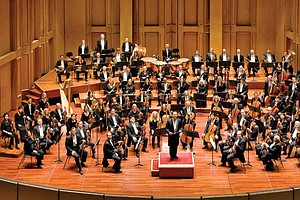 San Diego Symphony Steps Onto Bigger Stages