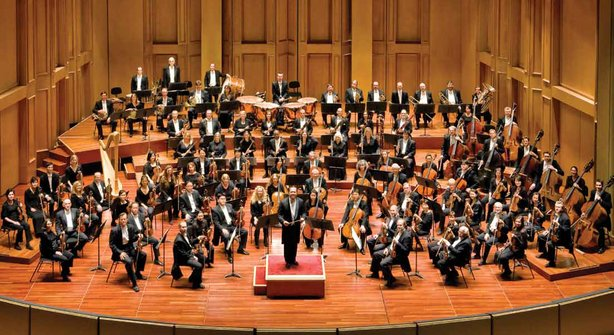 The San Diego Symphony is now housed in the Jacobs Music Center, in honor of a major gift given to the orchestra 11 years ago.