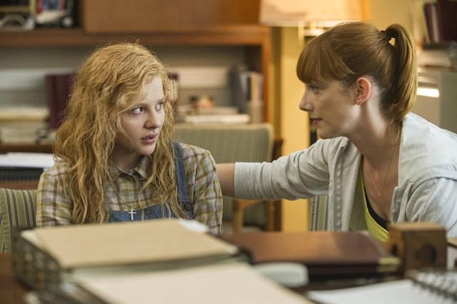 Chloe Grace Moretz and Judy Greeer star in the remake of