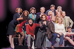 GREAT PERFORMANCES: Stephen Sondheim's Company With The N...