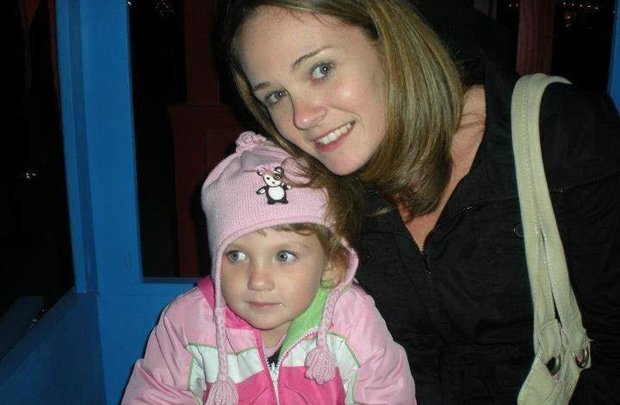 The death of Michelle O'Connell (pictured in 2011 with her daughter, Alexis) ...