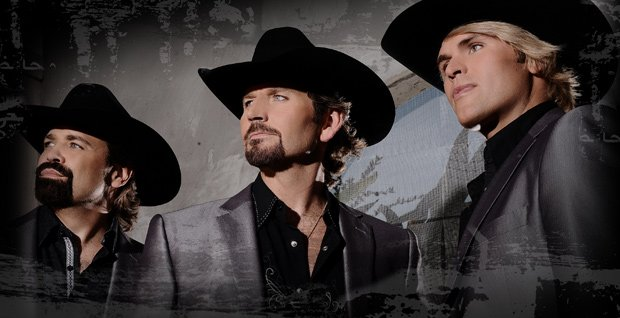 Civic Music - The Texas Tenors