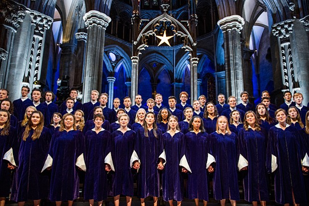 The St. Olaf Choir — which owes its origins and legacy to Norway — presents a...