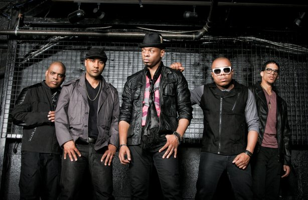 The R&B band Mint Condition will perform at a Jacobs Center concert series meant to stimulate the local economy around Market Creek Plaza.