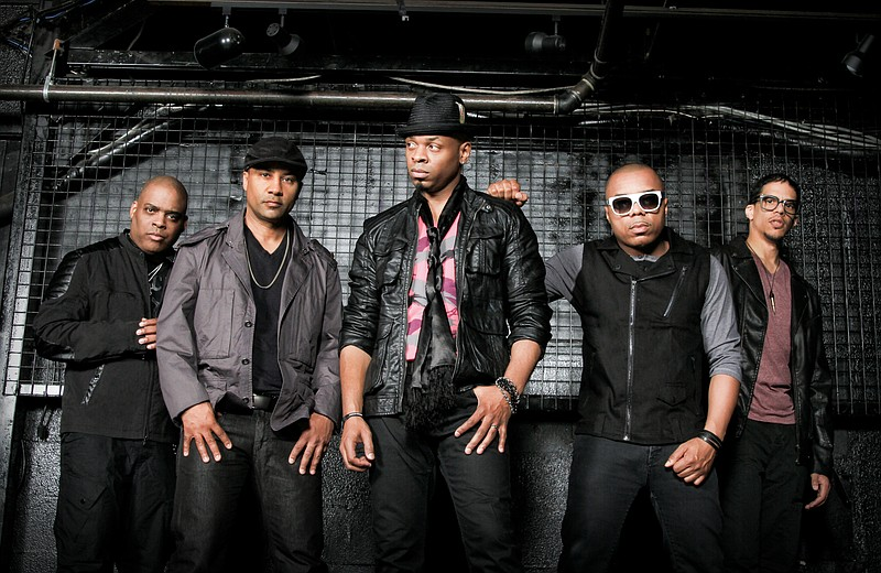 The R&B band Mint Condition will perform at a Jacobs Center concert series me...