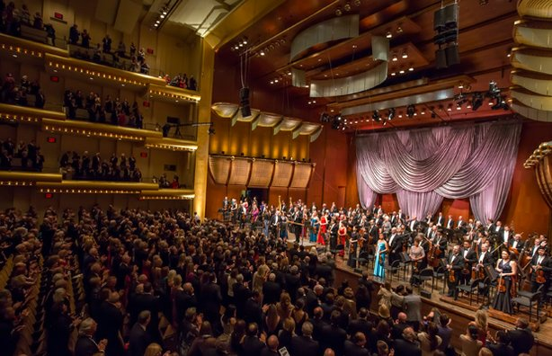 Finale - LIVE FROM LINCOLN CENTER rings in the new year with a special broadcast of the New York Philharmonic's opening gala concert featuring music director Alan Gilbert and special guest cello soloist Yo-Yo Ma.