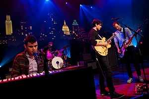 AUSTIN CITY LIMITS: Vampire Weekend/Grizzly Bear