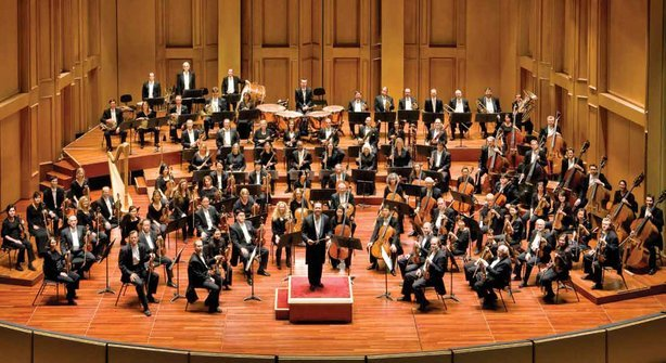 San Diego Symphony CEO Ward Gil will step down in September, 2014.