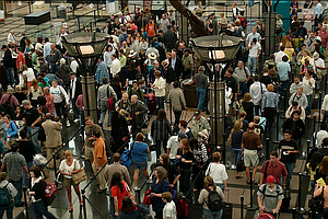 Some San Diego Airport Travelers Skip Security Line With ...