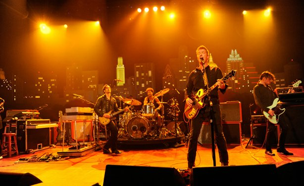 Hear rock anthems from Queens of the Stone Age on AUSTIN CITY LIMITS.
