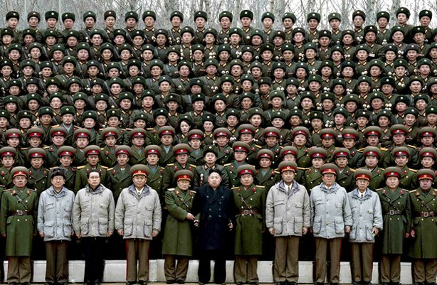 """North Korean military. FRONTLINE goes inside the """"Secret State of North Korea"""" to explore life under the world's youngest dictator, Kim Jong-Un."""