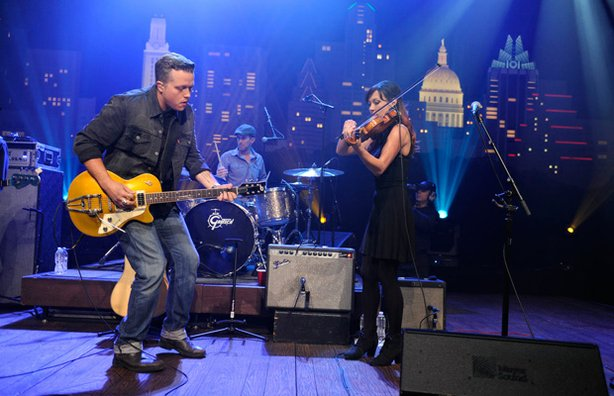"Jason Isbell performs tunes from his acclaimed LP ""Southeastern."""