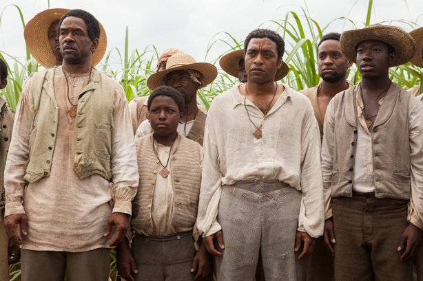 """12 Years A Slave"" is one of the films topping this year's list of Oscar nomi..."