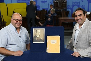 ANTIQUES ROADSHOW: Detroit, Mich. - Hour 1