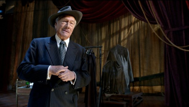 "In ""Barrymore,"" 83-year-old stage and screen legend Christopher Plummer portr..."