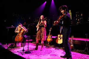 AUSTIN CITY LIMITS: Sarah Jarosz/The Milk Carton Kids