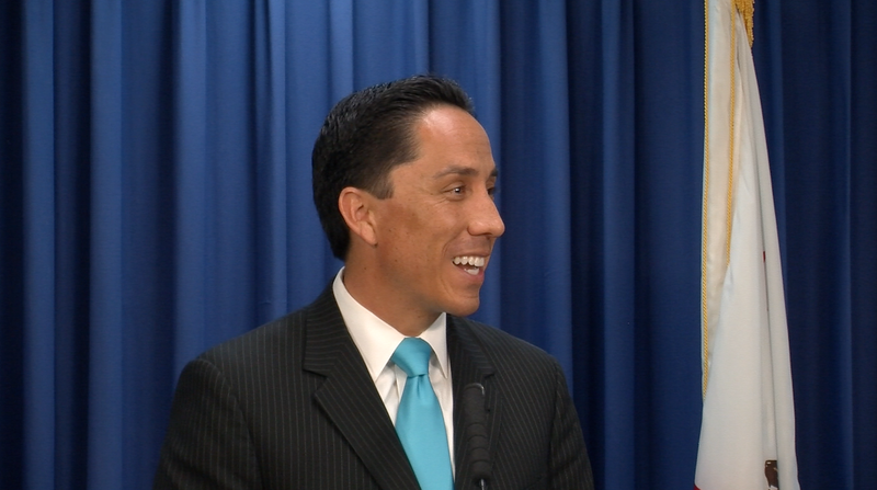 Interim Mayor Todd Gloria talks about handing the reins over to Mayor Elect K...