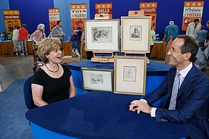 ANTIQUES ROADSHOW: Baton Rouge, La. - Hour 1