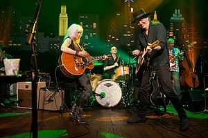 AUSTIN CITY LIMITS: Emmylou Harris & Rodney Crowell