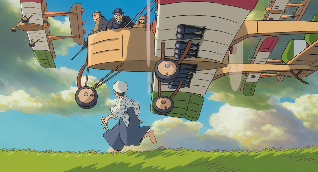 Review The Wind Rises Kpbs