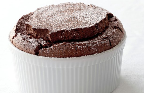Martha Stewart demystifies the art of the soufflé with some of her favorite variations, including chocolate soufflé.