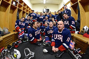 Ice Warriors - USA Sled Hockey