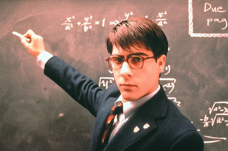 Jason Schwartzman stars as an overachieving student in Wes Anderson's
