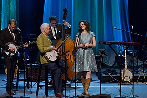 GREAT PERFORMANCES: Steve Martin & The Steep Canyon Range...