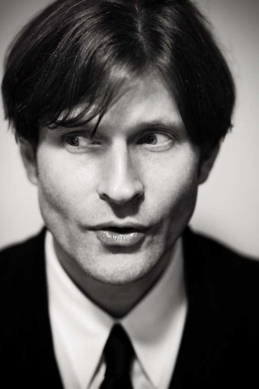 Actor and filmmaker Crispin Glover will be presenting his films on two consec...