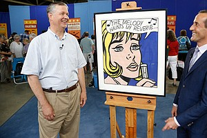 ANTIQUES ROADSHOW: Kansas City, Mo. - Hour One