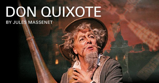 """Don Quixote"" is the last scheduled performance at San Diego Opera."