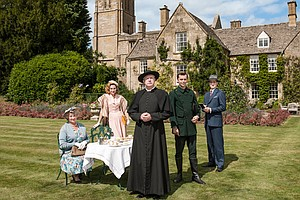 FATHER BROWN: Series 2